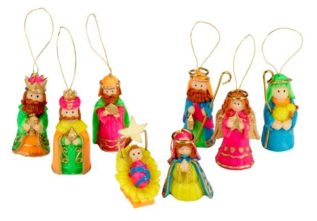 8 Nativity characters