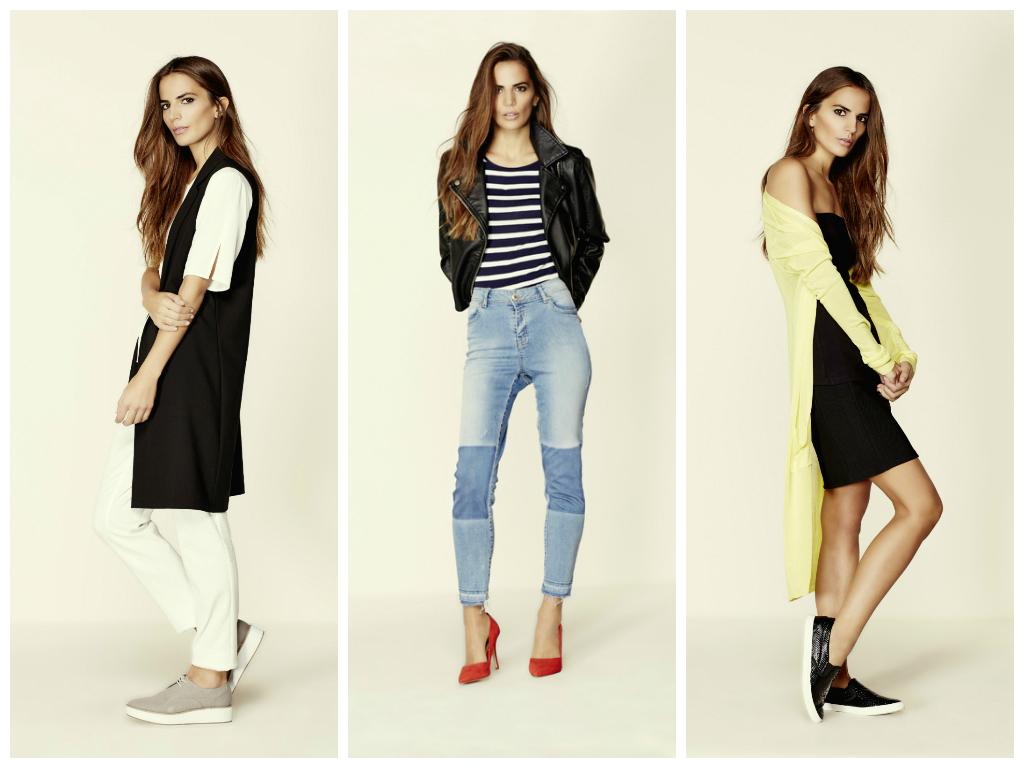 Matalan SS15 Ladieswear collage