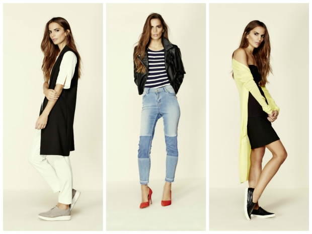 Matalan SS15 Ladieswear collage