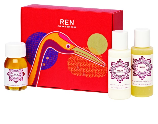 REN Mini Rose Gift Set,