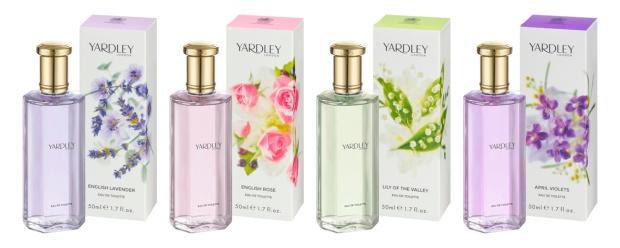 Yardley classics