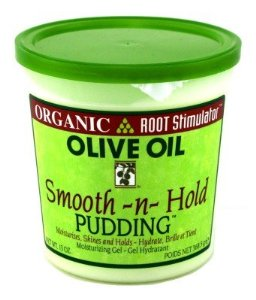 Smooth and hold pudding